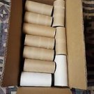 60 Empty Clean Toilet Paper Rolls / Tubes Arts & Crafts