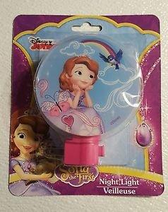 Disney Junior Night Light / Veilleuse - Character Sofia the First