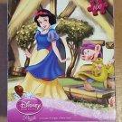 Disney Princess Style 2 Puzzle 100 Pcs Age 6 Snow White and The 7 Dwarfs - New