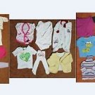 Clothing Lot: 18 Toddler Boys/Girls Shirt,Onsie,Pooh,Cookie Monster,Rolling Eyes