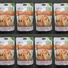 8 So Natural Freeze Dried Peach Slices .7oz x 8 SMART SNACK Gluten Free peaches