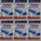 Lot of 500 Plackers Fine Dental Floss - 10 packs of 50