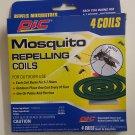 PIC C-4-36 Mosquito Repellent Coil, 4-Coils