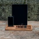 Tablet stand, tab stand, wooden tablet stand, smartphone stand, iPad stand, iPad support