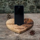 Smartphone stand, iPhone stand, iPad stand, iPad support, iPhone support, gadget wooden support