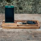 iPhone stand, gadget support, gadget stand, gadget wood base, iPhone support, iPhone wood base