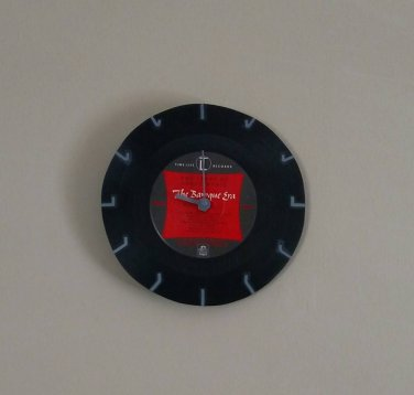 Hand Positions Record Clock