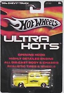 Hot Wheels Ultra Hots 1:64 scale 1950's truck MOC