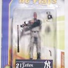 New York Yankees Derek Jeter 4 inch Replays Figure MOC 2007