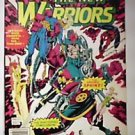 The New Warriors Annual Issue # 2 F/VF Condition