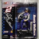 Nascar Rusty Wallace 6 inch Action Figure MIB 2005 Mac Farlane