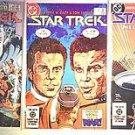 DC Comics Star Trek Volume 1 Issues 5, 6, & 7
