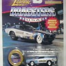 Johhny Lightning Dragsters USA 1971 Hawiian Roland Leongs w/JL coin