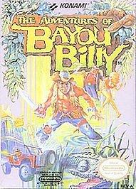 Adventures of Bayou Billy (Nintendo Entertainment System, 1989)