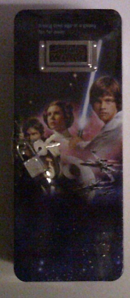 Star Wars Metal Tin Box