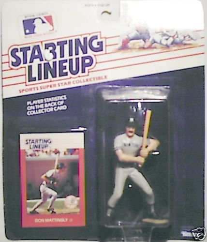 New York Yankees Don Mattingly Starting Lineup Figure
