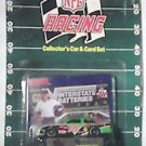 Racing Champions NFL Racing #18 1:64 scale die cast car in original package 1992