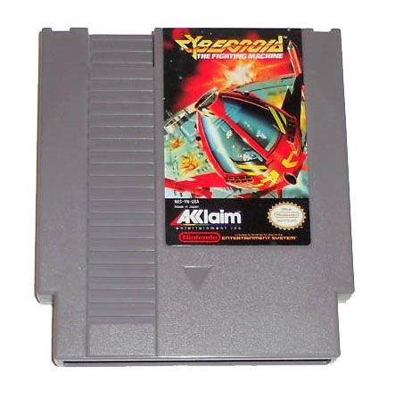 Cybernoid: The Fighting Machine (Nintendo Entertainment System, 1988)