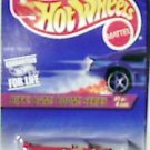 Hot Wheels Biff Bam Boom Minitruck 1:scale Die Cast Car MOC