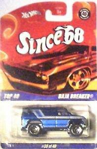 Hot Wheels since �68 Die Cast Baja Breaker MOC 1:64 scale