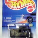 Hot Wheels 1996 Die cast 1:64 scale Assualt Crawler MOC #624