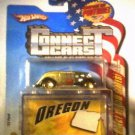 Hot Wheels Connect 1:64 scale Oregon 1933 Ford MOC #33 of 50 made in 2008