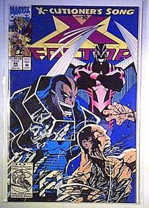 Marvel Comics X-Factor #86 (Jan 1993, Marvel) F/VF