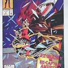 Marvel Comics Nomad #3 VF/NM w/ Captain America