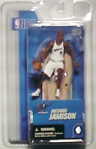 NBA Washington Wizards 3 inch Antawn Jamison figure MIB 2005