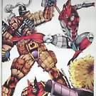 Image Comics Bloodstrike # 2 VF/NM