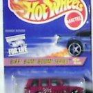Hot Wheels Biff Bam Boom Range Rover 1:64 scale Die Cast Car MOC