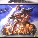 Star Wars Episode V: The Empire Strikes Back Embossed Tin Lunch Box New