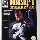 Marvel Comics The Punisher magazine issue #10 G/VG Condition