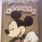 Disney Popcorn tin featuring Mickey Mouse