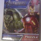 Marvel Comics The Avengers Hulk and Ironman Jigsaw Puzzle new in box 100 pieces