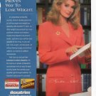Dexatrim Full Page Printed Ad March 1993 Glamour Magazine Free Shipping