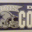 Dallas Cowboys 1995 NFC Champions Superbowl XXX Bumper Sticker Free Shipping