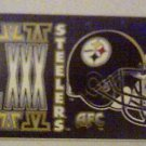 Dallas Cowboys Pittsburg Steelers Superbowl XXX Bumper Sticker Free Shipping