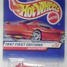 Hot Wheels 1997 1st Editions Saltflat Racer 1:64 scale Die Cast MOC