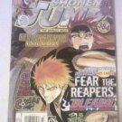 Shonen Jump July 2008 Featuring Naruto Bleach and One Piece Free Shipping