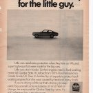 Quakerstate Motor Oil Print Ad June 1972 Popular Science Free Shipping