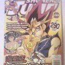 Shonen Jump June 2005 Featuring YuGiOh One Piece and Yu Yu Hakasho Free Shipping