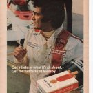 Viceroy Cigarettes Full Page Print Ad June 1972 Popular Science Magazine