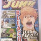 Shonen Jump June 2010 Featuring Naruto Bleach and Claymore Free Shipping