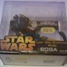 Star Wars Attactix Battlemasters Game BOGA Action Figure in original box