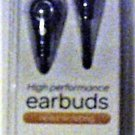 AT&T Universal Earbuds Performance Headphones built in microphone Free Shipping