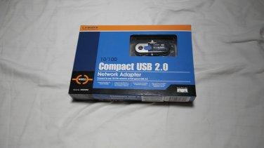 Cisco-Linksys USB200M EtherFast USB 2.0 10/100 Network Adapter
