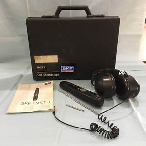 SKF Electronic StethoScope TMST 3. Free Shipping.