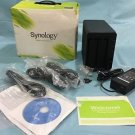 Synology DS 713+ NAS with all Accessories . Free Shipping.