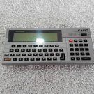 Vintage Casio PB 700 Pocket Computer. Made in Japan